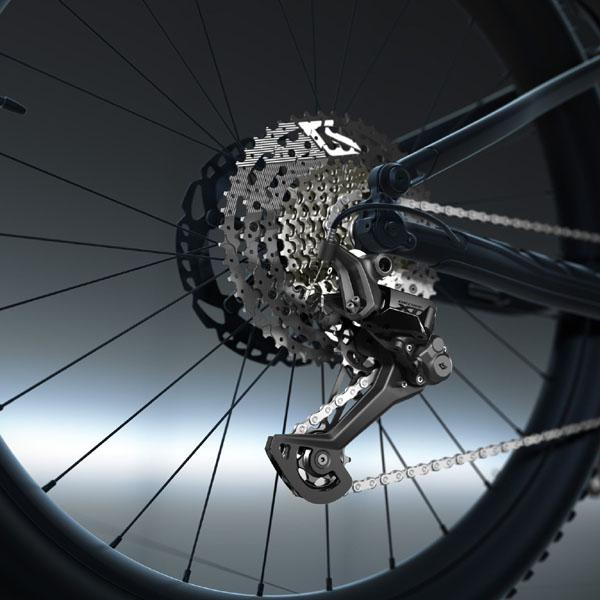 Odolnejšie Shimano komponenty pre elektrobicykle