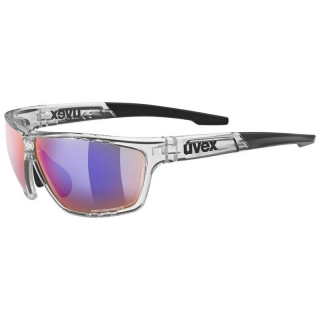 uvex sportstyle 706 CV clear/green